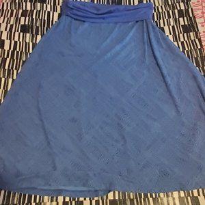 Alpine Design Skirt